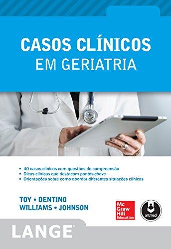 9788580554786: Casos Clínicos em Geriatria (Em Portuguese do Brasil)