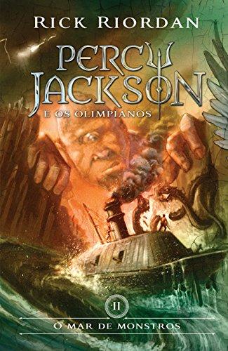 9788580575408: O Mar de Monstros - Volume 2. Série Percy Jackson e os Olimpianos (Em Portuguese do Brasil)
