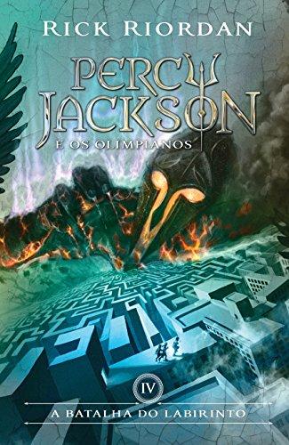 9788580575422: Percy Jackson e Os Olimpianos - Vol 4 (Ed. Especi (Em Portugues do Brasil)