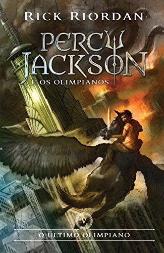 9788580575439: Percy Jackson e Os Olimpianos - Vol 5 (Ed. Especia (Em Portugues do Brasil)