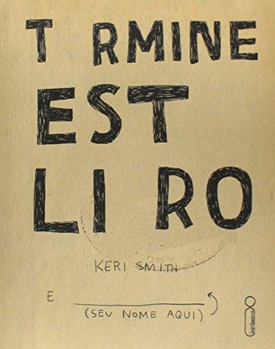 9788580575729: Termine Este Livro (Em Portugues do Brasil)