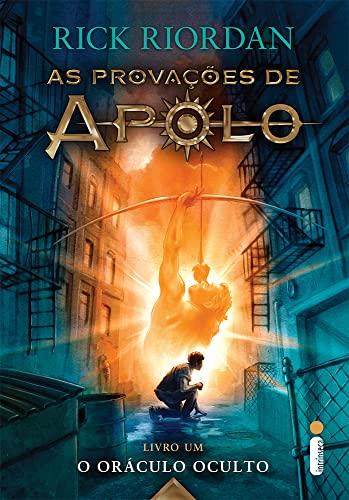 9788580579284: As Provacoes de Apolo - Livro 1: O Oraculo Oculto (Em Portugues do Brasil)