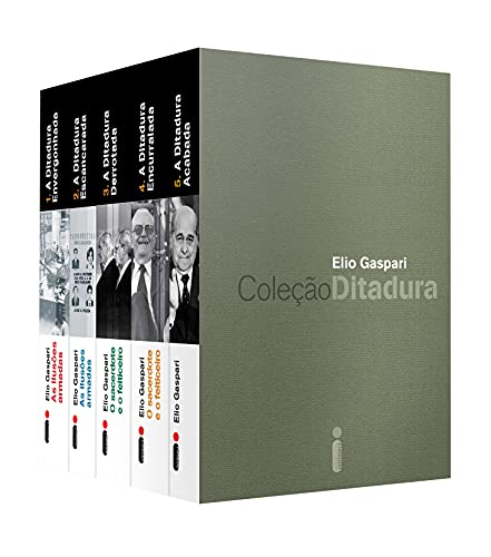 9788580579482: Box: Colecao Ditadura - 5 Volumes