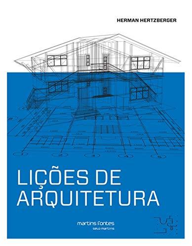 9788580632088: Lições de Arquitetura (Em Portuguese do Brasil)