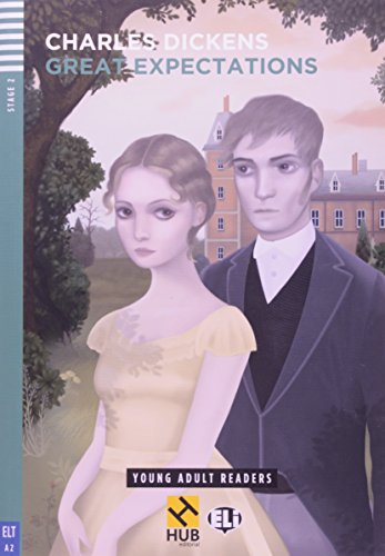 9788580760866: Great Expectations - Série HUB Young Adult ELI Readers. Stage 2A2 (+ Audio CD) (Em Portuguese do Brasil)
