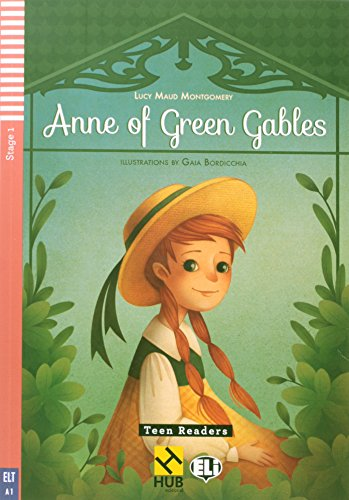 Anne Of Green Gables (teen Readers) (c/cd) - Montgomery Luc - Montgomery, Lucy Maud