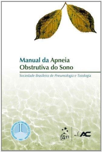 9788581141190: Manual de Apneia Obstrutiva do Sono (Em Portuguese do Brasil)