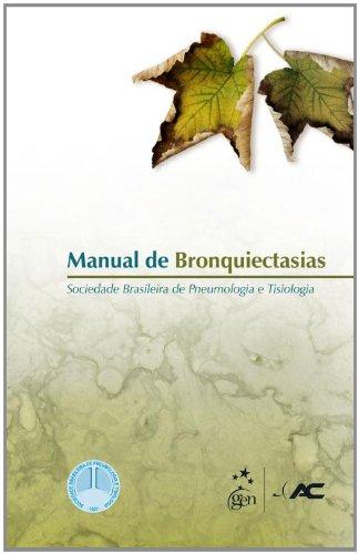 9788581141206: Manual De Bronquiectasias (Em Portuguese do Brasil)