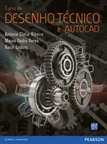 9788581430843: Curso de Desenho Tecnico e Autocad