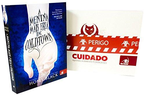 9788581636085: A Menina Mais Fria de Coldtown - Volume 1(Livro+caixa) (Em Portuguese do Brasil)