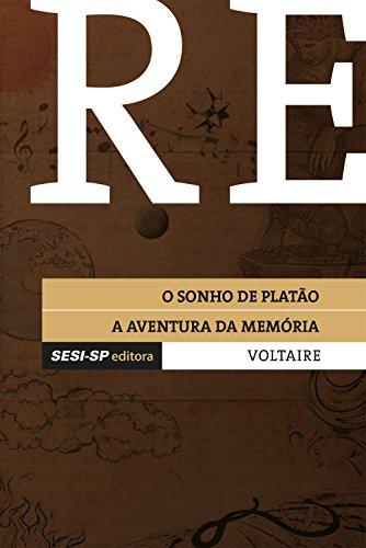 9788582055649: O Sonho de Platão e a Aventura da Memória (Em Portuguese do Brasil)
