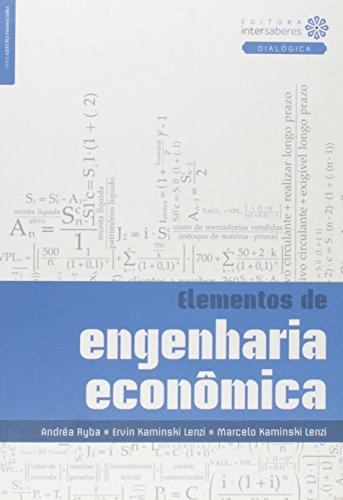 9788582123607: Elementos de Engenharia Econªmica