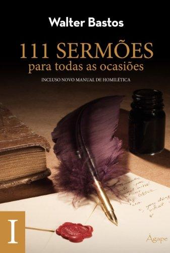 9788582160053: 111 Sermões Para Todas as Ocasiões - Volume 1 (Em Portuguese do Brasil)