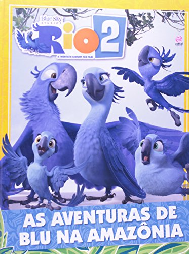 Rio 2. As Aventuras De Blu Na: Julia Bacelar