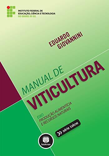 9788582601334: Manual de Viticultura (Em Portuguese do Brasil)