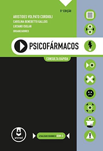 9788582712399: Psicofármacos. Consulta Rápida (Em Portuguese do Brasil)