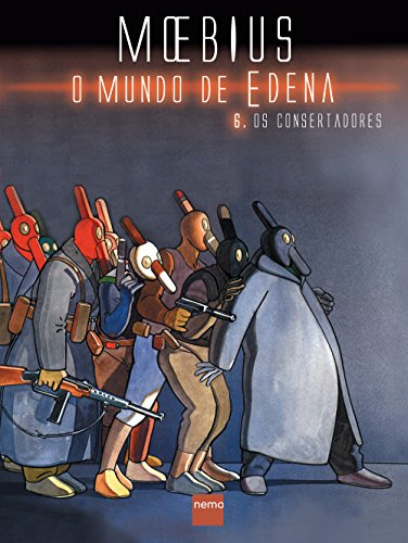 9788582860687: O Mundo de Edena 6. Os Consertadores (Em Portuguese do Brasil)