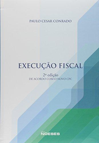 9788583100485: Execução Fiscal. De Acordo com o Novo CPC