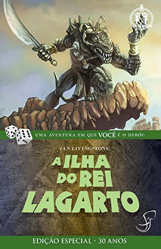 9788583650003: Ilha do Rei Lagarto, A