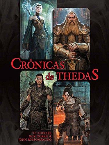 CRONICAS DE THEDAS: JAMBO EDITORA