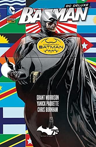 9788583680833: Batman Deluxe 5. Corporação Batman - Volume 1 (Em Portuguese do Brasil)