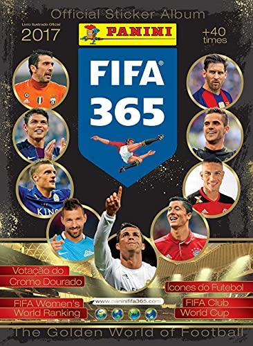 9788583682004: Álbum Panini Fifa 365. 2017 (Em Portuguese do Brasil)