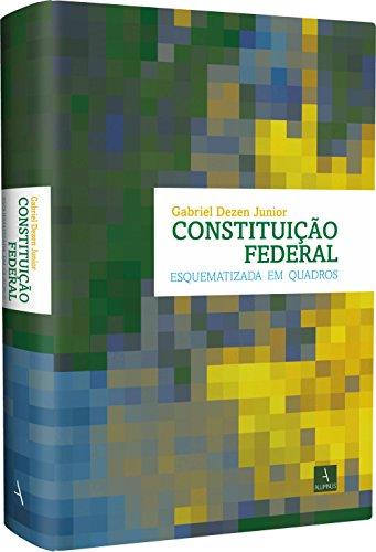 9788584230075: Constituicao Federal: Esquematizada em Quadros