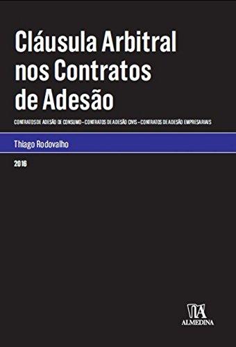 9788584931002: Cláusula Arbitral nos Contratos de Adesão (Em Portuguese do Brasil)
