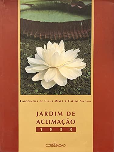9788585058050: Jardim Botânico, Rio de Janeiro (English and Portuguese Edition)