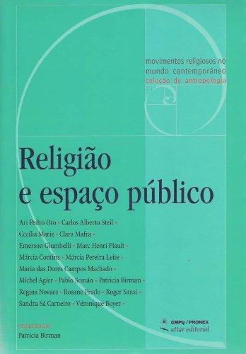 9788585115227: Religião e Espaço Público (Em Portuguese do Brasil)