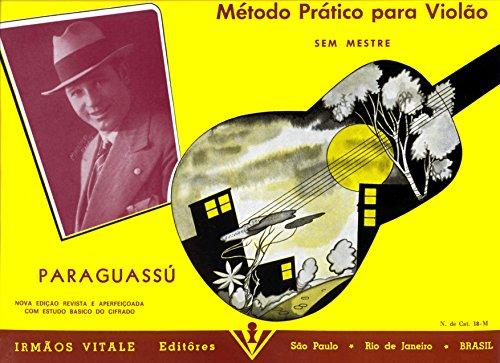 9788585188115: Método Prático Para Violão. Paráguassú (Em Portuguese do Brasil)