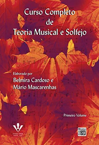 9788585188177: Curso Completo de Teoria Musical e Solfejo (vol. 1)