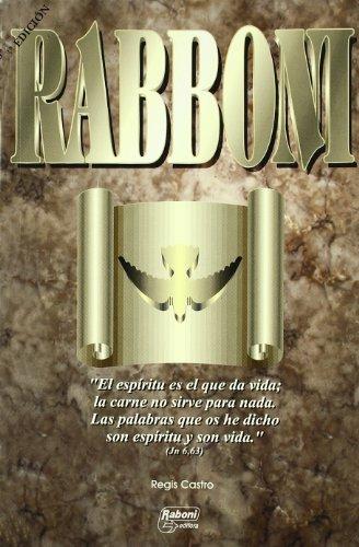 Rabboni: Tercera Edicion: Regis Castro