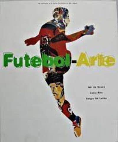 Futebol-arte (Portuguese Edition): Souza, Jair de
