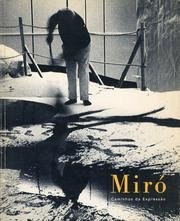 Mirà . Caminhos da Expressao. [English and Portuguese Ed.].