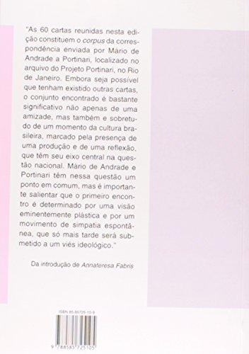 Portinari, amico mio: Cartas de Mario de: Mario de Andrade