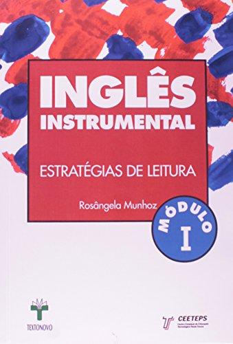 9788585734367: Ingles Instrumental: Estrategias de Leitura - Modulo 1