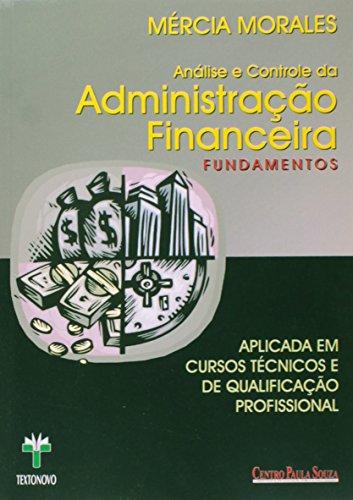 9788585734626: Análise e Controle da Administração Financeira. Fundamentos (Em Portuguese do Brasil)