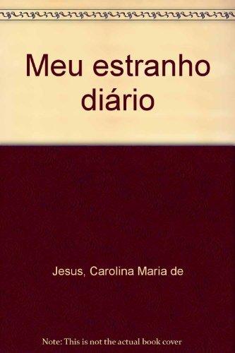9788585833183: Meu estranho diário (Portuguese Edition)