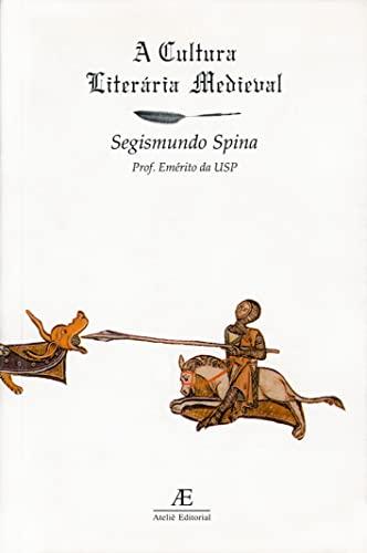 9788585851286: Cultura Literária Medieval, A