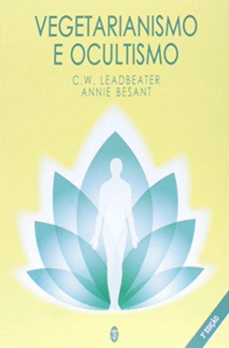 9788585961602: Vegetarianismo e Ocultismo (Em Portuguese do Brasil)