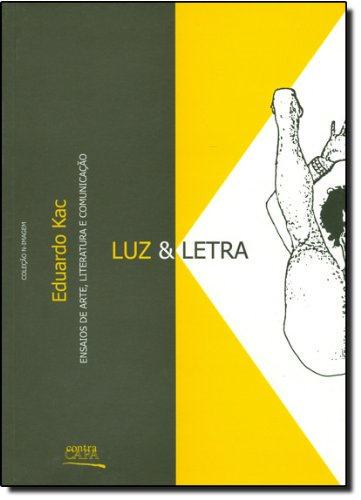 9788586011863: Luz & letras : ensaios de arte, literatura e comunicação.