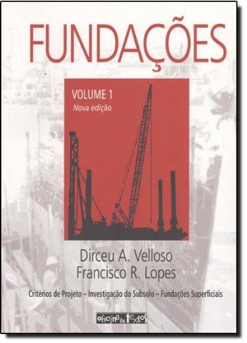9788586238376: Fundações - Vol. 1