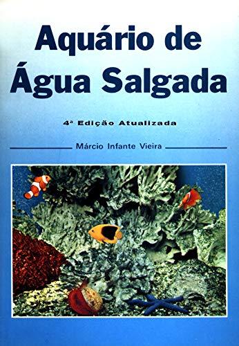 9788586307393: Aquário de Água Salgada (Em Portuguese do Brasil)