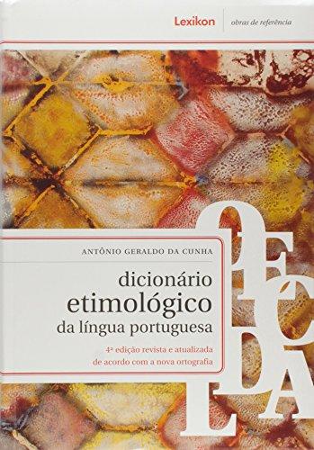 9788586368639: Dicionário etimológico da língue portuguesa