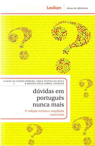 9788586368677: Dúvidas em Português Nunca Mais (Em Portuguese do Brasil)