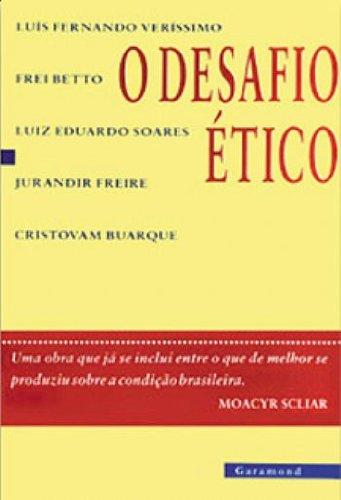 O desafio ético.: Roitman, Ari