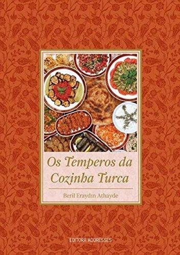 9788586628214: Temperos da Cozinha Turca (Em Portugues do Brasil)