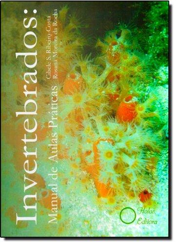 9788586699504: Invertebrados: Manual de Aulas Praticas