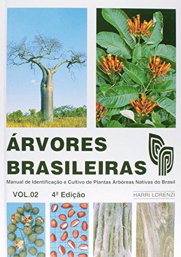 9788586714412: arvores Brasileiras - Vol.2 - Manual de Identificacao e Cultivo de Plantas Arboreas Nativas do Brasil